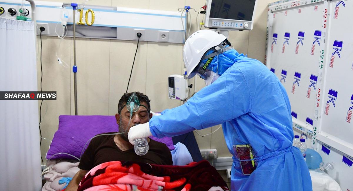العراق يسجل أعلى حصيلة يومية بـ308 إصابة بكورونا و5 وفيات