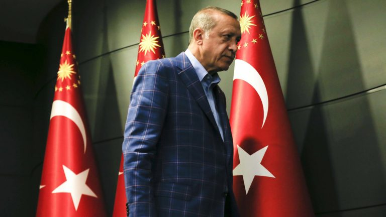 Erdogan announces start working to house one million people in northern Syria