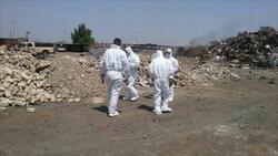 An Iraqi scientist warns of radiation in Baghdad that has reached Britain and calls for a state of emergency