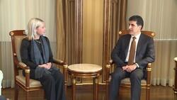 الأمم المتحدة تشيد بخطوة لكوردستان ونيجيرفان بارزاني يقترح حلاً للمشاكل مع بغداد