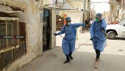 تسجيل 13 حالة وفاة بكورونا في محافظتين عراقيتين ومنطقة كوردستانية