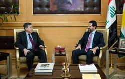 ئهمريكا وهشيوهى تهواويگ پشتگيرى دامهزرانن حكومهت كوردستان ئهكا