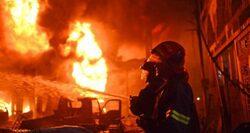 في الوقت المناسب.. الدفاع المدني ينقذ 4 أطفال من حريق ببغداد
