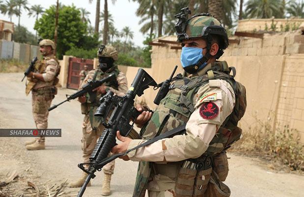 """نينوى.. الإطاحة بأحد أهم عناصر """"فرقة الكواسر"""" بداعش"""