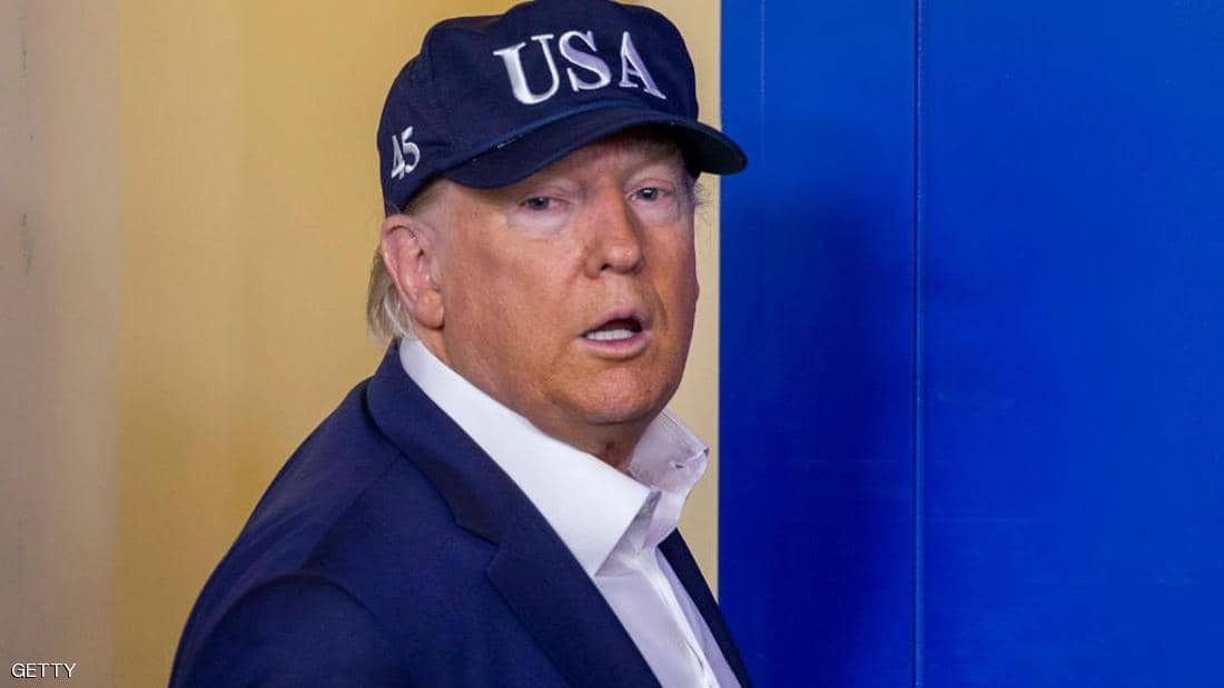 Trump tests negative for coronavirus, White House says