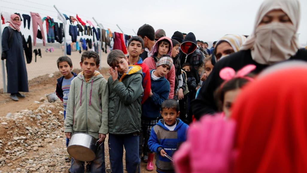 Despite ISIS defeat in 2017 ... shocking numbers about Iraq's displaced people