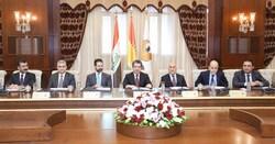 حكومة اقليم كوردستان تجتمع لبحث عدة محاور من بينها تقييم الوضع المالي