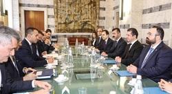 كوردستان تتسلم تأكيدا ايطاليا باستمرار تدريب البيشمركة وتبحث تعاونا تجاريا