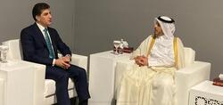 بارزاني يتداول مع رئيس الوزراء القطري فرص استثمارات بإقليم كوردستان
