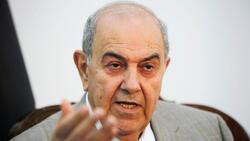 علاوي يخاطب إيران وأمريكا: اتركوا العراق لأهلها وأعذر من أنذر