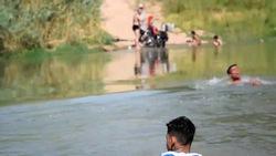 نهر الخالص يبتلع طفلتين شقيقتين