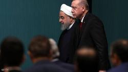 بعد اسبوع فقط.. تحقق تنبؤات الرئيس التركي الخاصة باحتجاجات ايران