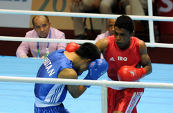 بغداد تستضيف البطولة العربية الأولى بالملاكمة للناشئين
