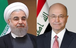 The President of the Iraqi Republic to visit Iran in the right time