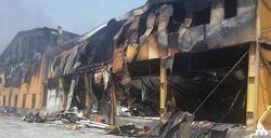الفتح يفجرها: مقرات الحشد تُقصف منذ سنة ونصف وحريق (كالة) الايراني قد يكون بمسيرة