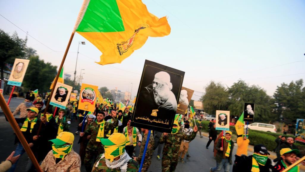 امريكا تحث الحكومة العراقية على التصدي للفصائل العسكرية كافة