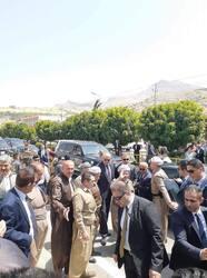بارزاني يطالب إيران وتركيا بالكف عن قصف اقليم كوردستان