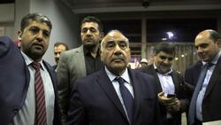 البرلمان العراقي يبعث بطلب عبدالمهدي او من يمثله خلال ساعة واحدة