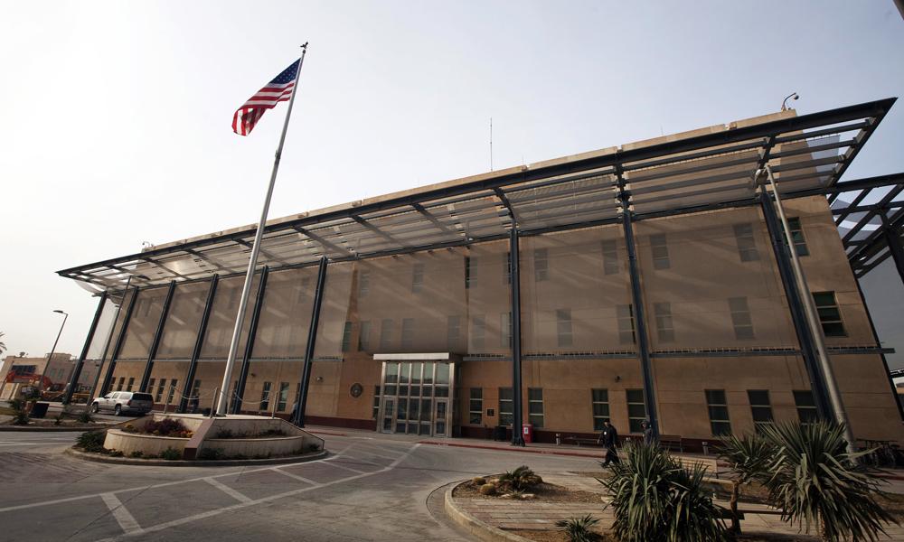السفارة الاميركية تعلق على بث تحقيق اتهم مؤسسات دينية عراقية بالفساد