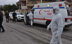 تسجيل خمس حالات اصابة جديدة بكورونا في كركوك