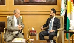 اليونان تبحث مع كوردستان رفع الاستثمار وزيادة الرحلات الجوية