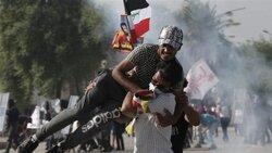 رأي قانوني: قتل المتظاهرين بأسلحة الصيد وقنص وسكاكين إبادة جماعية