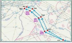 العراق يحصل على ممر ثالث لعبور اجوائه من قبل شركات طيران بين اسيا واوربا