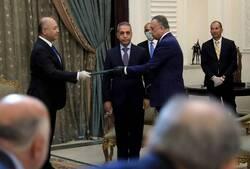 طارق حرب يكشف: صالح والكاظمي بإمكانهما حلّ البرلمان