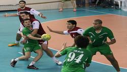 العراق بالمجموعة الرابعة من بطولة آسيا لكرة اليد