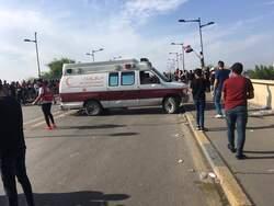 بغداد تعلن الحداد ثلاثة ايام