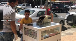 إرتفاع سعر الدولار يعصف بالأسواق والمهن في إقليم كوردستان