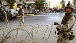 """العراق يرفض """"أي اعتداء"""" على قوات التحالف او السفارات الاجنبية على ارضه"""