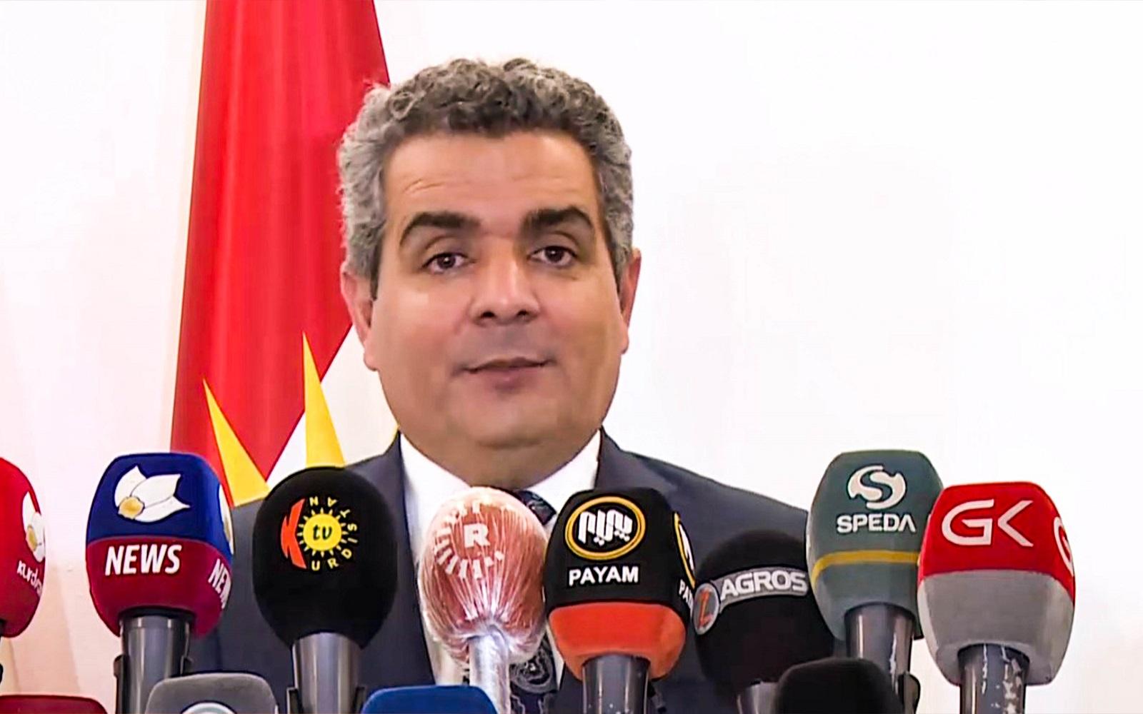 Erbil declares its position on the decentralization project in Kurdistan Region