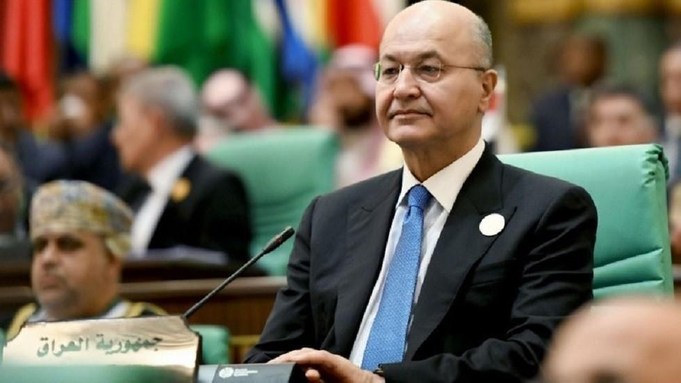 قمة ثلاثية عراقية أردنية مصرية وصالح يلتقي وزير الخارجية الامريكي