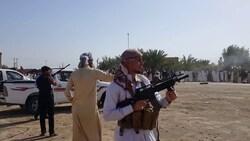 """نزاع عشائري مسلح جنوبي العراق يسفر عن اصابات و""""الصدمة"""" تتدخل لفضه"""
