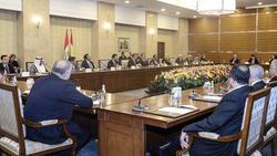 مسرور بارزاني: نتطلع لاتفاق شامل مع بغداد يحقق مصلحة الجميع
