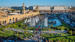 تعرف على درجات الحرارة اليوم في مدن كوردستان