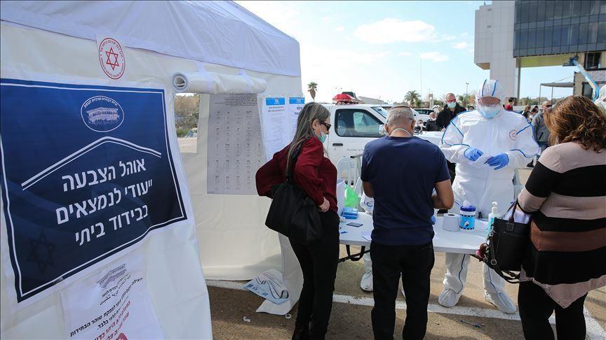 خلال 24 ساعة..  إسرائيل تسجل 400 إصابة جديدة بكورونا
