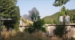 ارتفاع حصيلة الضحايا للقصف التركي على بلدة في اقليم كوردستان