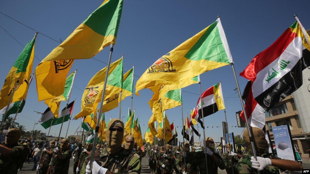 ارتفاع حصيلة قتلى الحشد الشعبي العراقي بقصف استهدفهم بسوريا
