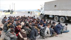 تركيا تعتقل عراقيين حاولوا العبور لاوروبا