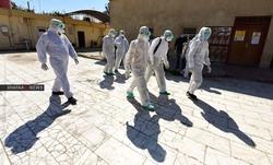 نصف بغداد توجه ضربة غير مسبوقة لفيروس كورونا