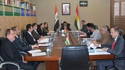 لجنة الطاقة توجه سؤالاً لحكومة كوردستان حول حصة النفط الابيض