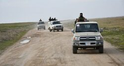 الحشد الشعبي يقتل ويصيب عنصرين من داعش شمالي بغداد