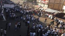 تظاهرتان طلابيتان في المثنى وميسان