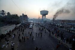 رفع حظر التجوال في بغداد