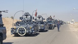 Military operation launched against ISIS southwest of Mosul
