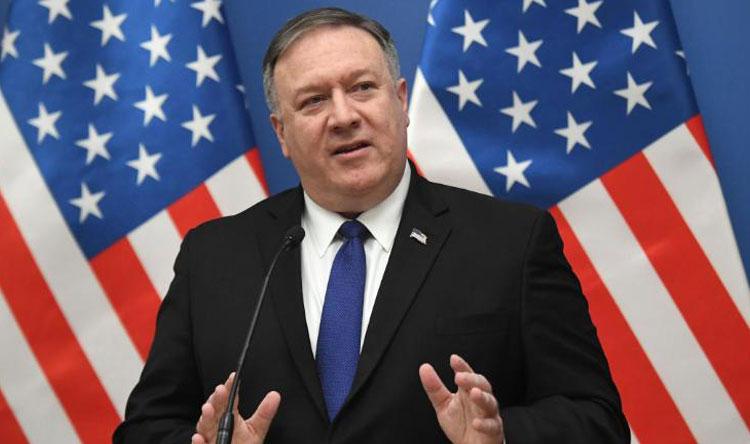 """بومبيو يتوعد ايران و وكلاءها برد """"حاسم"""" في حال استهداف الامريكيين بالعراق"""