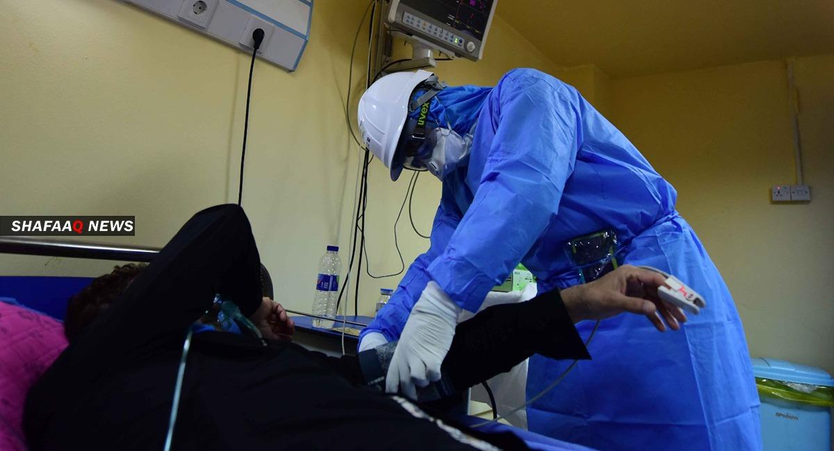 12 تويشبوين تازه وه كۆرۆنا له ناوچهيگ له كوردستان تۆمار كريا