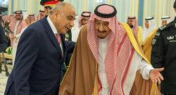 عبدالمهدي يصل السعودية في زيارة قصيرة